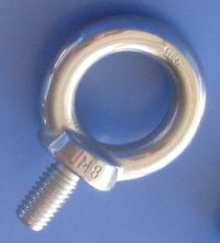 DIN580 Eye bolt with collar